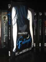 House of Night Series: Betrayed - Book by Horsey-Luver450