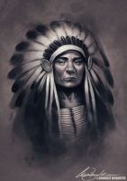 The Chief by Charlie-Bowater