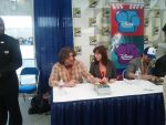 Craig McCracken and Lauren Faust by Closer-To-The-Sun