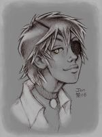 Erby the Pirate by PandaAGoGo