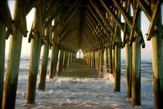 Under the Pier- by JTHM5000