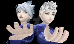 MMD - Jack Frost KH2 Roxas Style, Which better??? by BryanRush