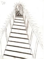 Stairway to Heaven by davids-sketchbook