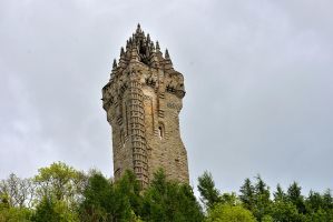 Wallace Monument by Pulse72