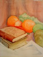 Fruitpainting by LindaTorvund