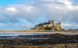 Bamburgh castle by LowWinterSun08
