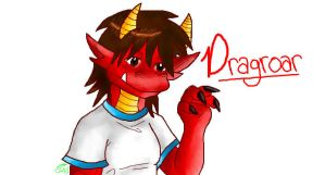 dragroar :D by YerBlues99
