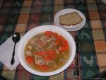 Homemade Turkey Vegetable Soup by natureguy