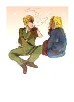 aph : bad personality by ryuusei-illusion