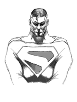 Day 17-Superman Kingdom Come by Dan21Almeida95