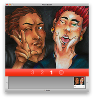 Fakecam: Rusty and Brian by Pyratesque