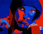 Eminem Detroit colors by Slasher441