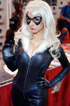 Black Cat By Riddle Fan Expo 2015 #03 by Lightning--Baron