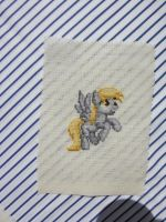 Derpy Hooves patch by Khajitt