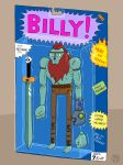 BILLY! Action Figure by -coldfusion-