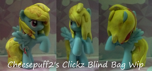 Cheesepuff2's Clickz Blind Bag Wip by PaintSet