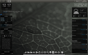 Maverick Theme on Windows 7 by Bartcore3