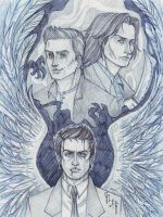 Supernatural - Carry on... by Northern-god