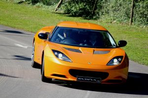 Goodwood 2011: Lotus Evora S by randomlurker
