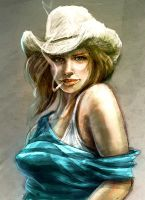 CowGirl by OmenD4