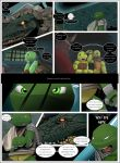 TMNT At Heart- CH3 - PG13 by DogmaticLoki
