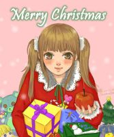 Merry Christmas by Frescholy
