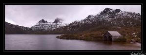 The Boat House Pano by robertvine