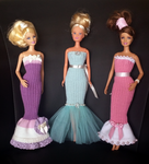 Dresses for Barbie Dolls by ToveAnita