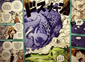 One Piece Chapter 597 by HikenxnoxAce