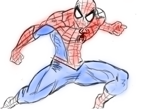 Spider-Man  by 48Comics