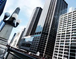 Chicago I by Viuff