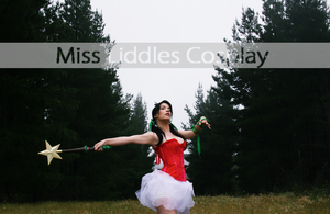 Runescape Glad Tidings Cosplay by Miss Liddles #2 by MissLiddles