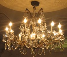 Chandelier 02 by TrapDoor-Stock