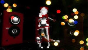 [MMD] Bokeh Music by CryogenicNeon