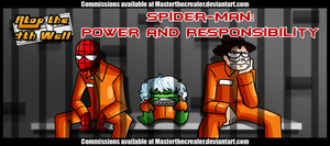 AT4W: Spiderman - Power and Responsibility by MTC-Studio