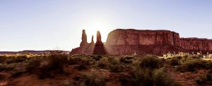 MONUMENT Valley by Josh-Miller