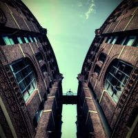 Gasometer by YourEndlessDream