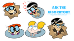 Ask The Laboratory by albadune