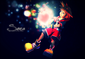 Come back with us, Sora. by Kukla-Factory