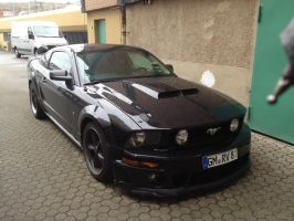 2005 Ford Mustang Roush Stage 3 - 1 by HappyLuy