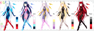 MAGE: Palette by Zxacata