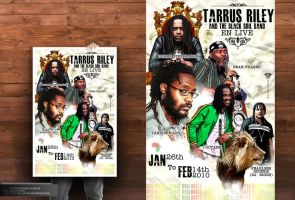 Tarrus Riley's Tour by Gallistero