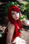 Poison Ivy by Haley Doll Cosplay by YGKtech