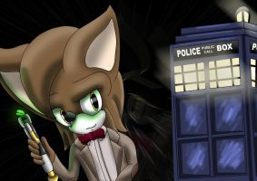 The Doctor by RobtheHoopedChipmunk