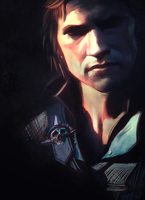 Edward Kenway - Assassin's Creed IV Speedpainting by Aquila--Audax