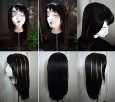Rinoa Wig from Final Fantasy 8 by taiyowigs