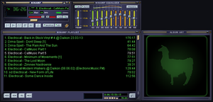Default Winamp  by EmiLEDESMArg