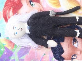 Lucius Malfoy Doll by OryanSparrow