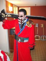 Auron Sword from Final Fantasy X 6 by jechtusrevan