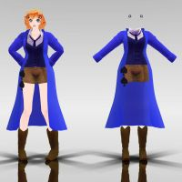 Nyo King of Spades Costume + DL by bufffycat